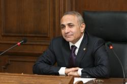 Армения готова к межрелигиозному диалогу во имя благоденствия народов - спикер